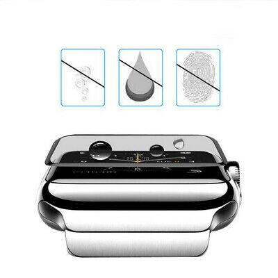 Apple Watch Series 4 40mm / 44mm Full Coverage HD Clear Screen Protector Film