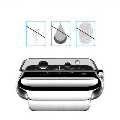 For Apple Watch Series 4 40mm/44mm Full Coverage HD Clear Screen Protector Film