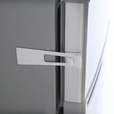 Baby Child Safety Protect Locks Fridge Guard Cupboard Door Drawer LatchRZ