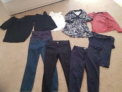 Maternity Clothes bundle size medium/12