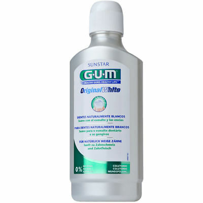 GUM Original White Mundspülung 500ml