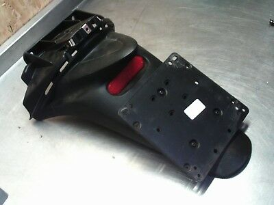 2012-2018 Piaggio Fly 125 Fly125 Rear number plate holder mudguard fender *R40*