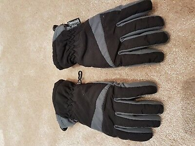 """Next """"thinsulate"""" Insulated Fleece Lined 40Grams Gloves Size 11-13 Years"""