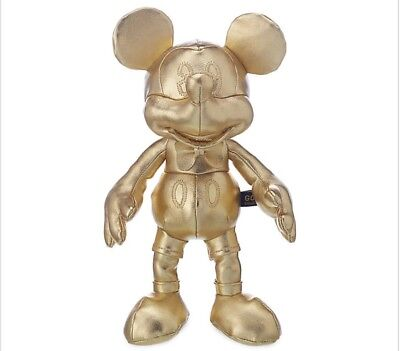 Mickey Mouse Gold Collection Mini 90 Jahre Memories