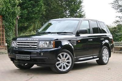 Land Rover Range Rover Sport 4.2 V8 Supercharged Hse Auto