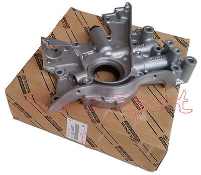 Genuine Toyota OEM oil pump for 1JZ and 2JZ engines - 15100-46052
