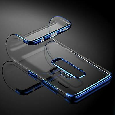 Silicone Clear Case Cover Samsung Galaxy S7 Edge Ultra Slim Shockproof Gel Back