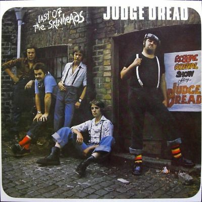 Judge Dread - Last Of The Skinheads LP (HALLOWEEN SALE 2018)