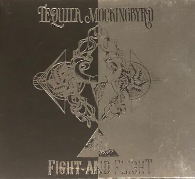 Tequila Mockingbyrd(CD Album)Fight and Flight-Distortion-DRTM001-Australia-New