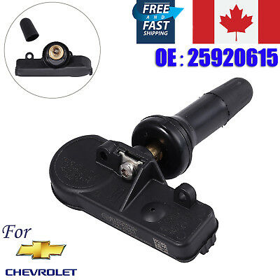 TPMS Tire Pressure Monitoring Sensor For Chevrolet Chevy Buick GMC OEM 25920615