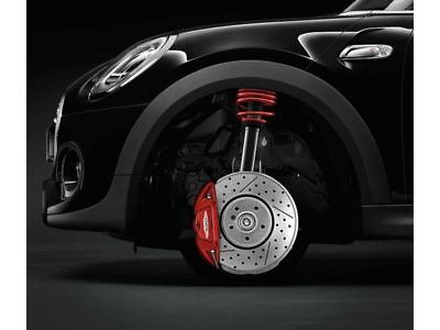 MINI JCW Pro Sport Brake Kit (RRP £1300) 34112352872