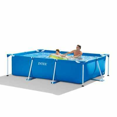 Piscina desmontable Intex 28272 Frame rectangular 300 x 200 x 75