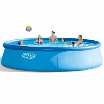 Piscina Hinchable Desmontable Intex 26176 ex 28176 Easy set Redonda 549x122