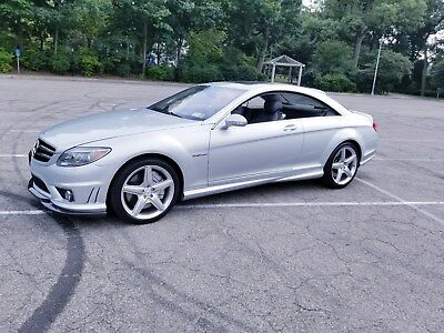 2008 Mercedes-Benz CL-Class CL63 AMG 2008 CL63 AMG - LOW MILES - 1 Owner