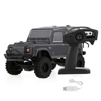 RGT 4WD RC Monster Truck Off-Road Vehicle 2.4G Remote Control Buggy Crawler Car