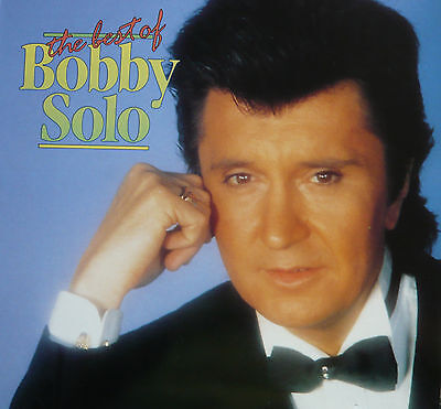 Bobby Solo - The best of     LP