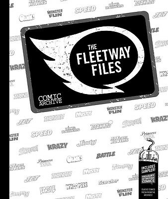 The Fleetway Files - British Comics History - Scream - Misty - Speed - Thunder