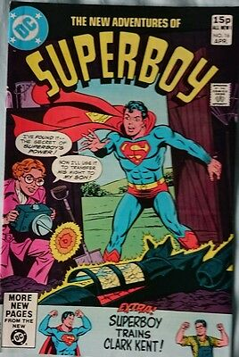 The New Adventures Of Superboy # 16