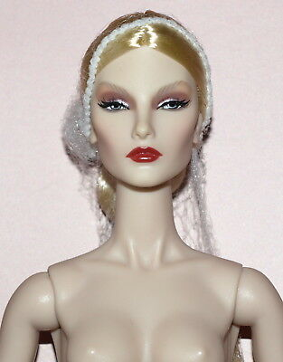 "Elyse Jolie ""Passion Week"" 2017 Fashion Royalty Integrity Toys NUDE Doll"