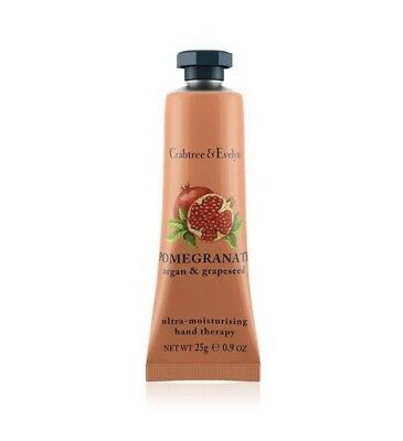 Crabtree & Evelyn Pomegranate Argan & Grapeseed Hand Therapy 25g