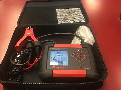 Snap-On Eecs350 Enhanced Battery System Tester, Very Good Condition