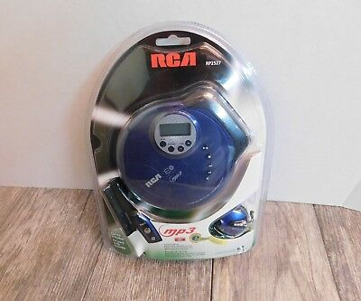RCA RP2527 Portable CD Player MP3 Brand New, Sealed!!