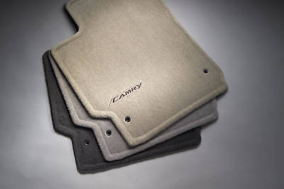 2002 2006 Toyota Camry Taupe Floor Mats Pt208 32020 04 New Oem