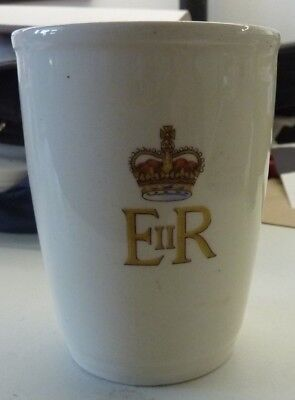 Queen elizabeth coronation mug (without handle)