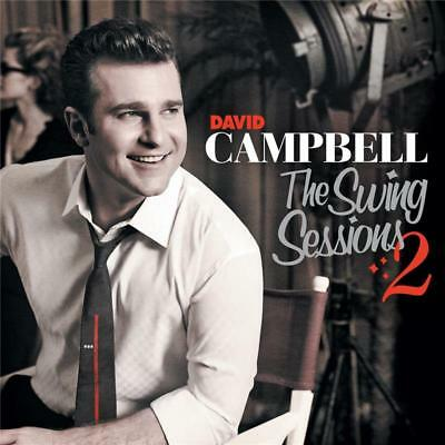 David Campbell The Swing Sessions 2 CD NEW