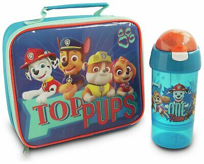 PAW Patrol Lunch Bag and Bottle