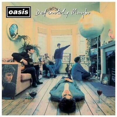 Oasis - Definitely Maybe (Remastered) (Musik-CD)