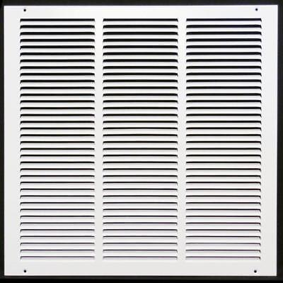 """16""""w X 16""""h Steel Return Air Grilles - Sidewall and Cieling - HVAC DUCT COVER -"""