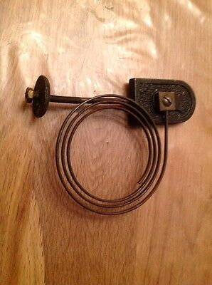 Antique Clock Chime Gong 4.5X4.5""