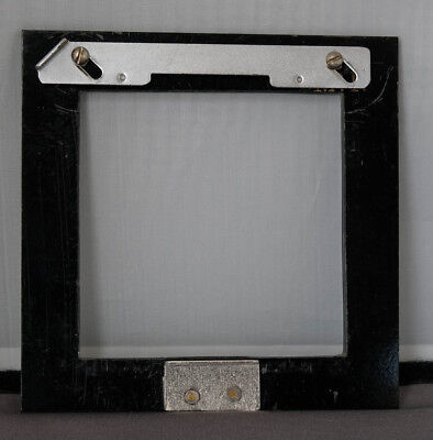 MPP Lens Adapter Board for holding a Horseman 80x80 panel (Reduced)