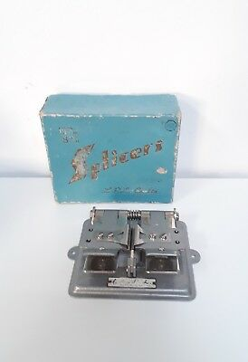 Boxed Vintage L.P.L Co. Ltd Splicer For 8mm & 16mm Film