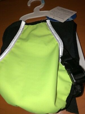 Dog Outdoor Cooling Vest Size Small Yellow Black New