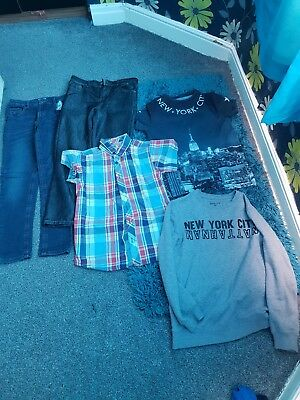 Boys clothing bundle age 10-11 years