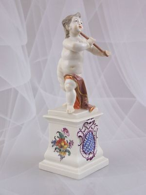 Nymphenburg Musizierender Putti Putto Putte Figure Figurine Bustelli 1 Wahl.