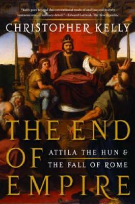 The End of Empire by Christopher Kelly (author)