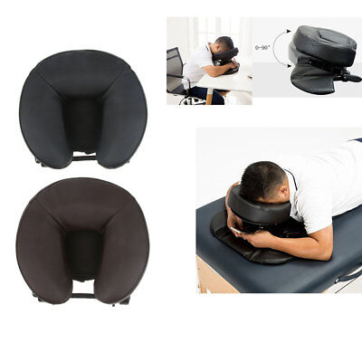 U Shaped Face Down Pillow Neck Cradle Cushion for SPA Salon Massage Table