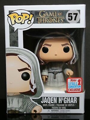 Game of Thrones Jaqen H'Ghar 2017 NYCC Fall Convention Exclusive FUNKO Pop Vinyl