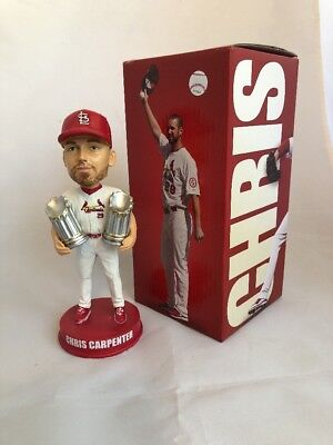 St Louis Cardinals Chris Carpenter Baseball Player Bobble Head #43