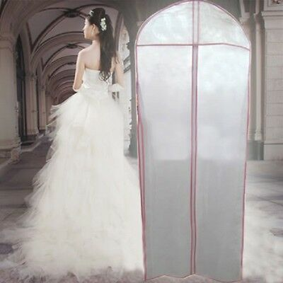 Garment Storage Bag Covers for Wedding Dress Gown Clothes Protector Case Wedding