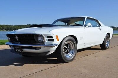 1970 Mustang Boss 429 1970 Ford Mustang Boss 429 Numbers Matching! Certified Gold Car!! 1of 2
