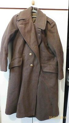 Ww2 British Officers Greatcoat Private Purchase??