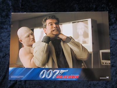 DIE ANOTHER DAY lobby card # KR3 -  PIERCE BROSNAN, HALLE BERRY, JAMES BOND 007