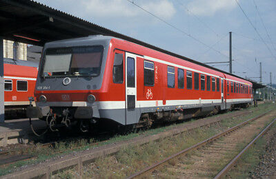 Originaldia DB 628 204 Helmstedt September 2003
