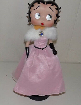 """Betty Boop """"Belle of the Ball"""" Danbury Mint Collectors Doll, MIB, 2004"""