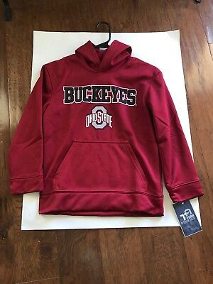 NWT ! Ohio State University - Boys Buckeyes Hoodies MSRP $29.99