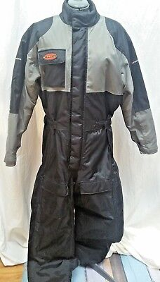 Men's FIRSTGEAR THERMO HYPERTEX MOTORCYCLE SUIT SZ M Snowmobile ATV Insulated